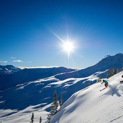 Skifahren in Whistler-Blackcomb - ©Whistler Blackcomb