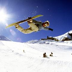 Best resorts for snowboarders in France