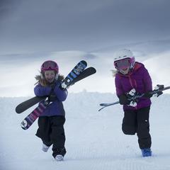 Fjellandsby/Myrkdalen garantiert Spaß für alle Familienmitglieder - ©Voss Fjellandsby/Myrkdalen