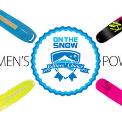 2015 Editors' Choice Women's Powder Skis
