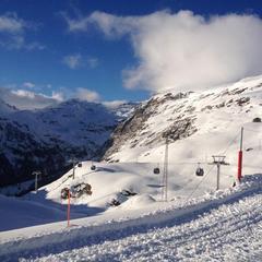 Monterosa Ski - Neve fresca Novembre 2014