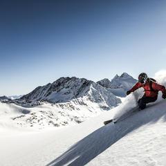 Stubaier Glacier - ©Tourismusverband Stubai Tirol