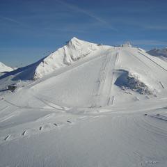 Sommerskigebiete: Hintertux, Österreich