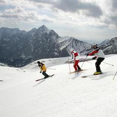 Kurz lyžovania pre seniórov - ©DSLV