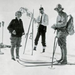 Freeriden in Davos Klosters - ©Switzerland Tourism
