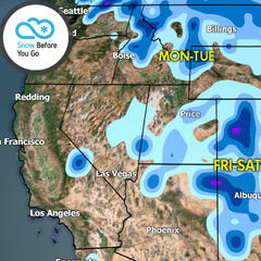 Snow Before You Go 1/29/15 - ©Meteorologist Chris Tomer