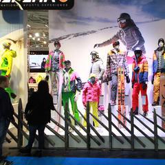 Icepeak, výrobca športového oblečenia, na ISPO 2015 - ©Skiinfo