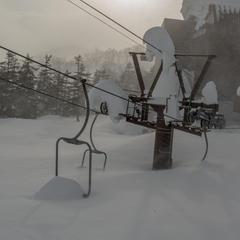 Sciare in Giappone - Caroline Van T Hoff e Julie Nieuwenhuys alla scoperta della neve nel paese del Sol Levante  - ©Caroline Van T Hoff