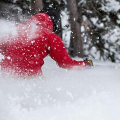 Tidligere års skitester - ©Liam Doran