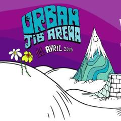 Urban Jib Arena 2015