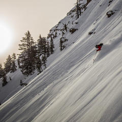 Ski patrol perks - ©Cody Downard Photography