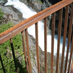 Wandertipp der Woche: Wasserschaupfad Umbalfälle in Osttirol - ©NPHT