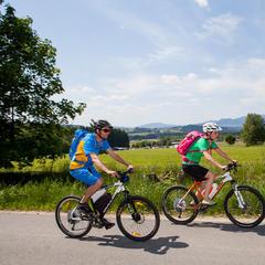 E-Biken im Bayerischen Wald - ©Bayerischer Wald