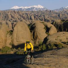 Unterwegs auf den Moab Trails - ©Norbert Eisele-Hein/srt
