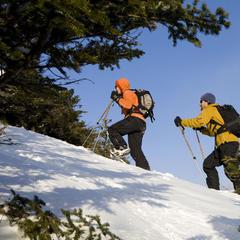 Schneeschuhwandern - ©TUBBS