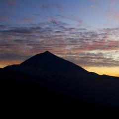 Sonnenuntergang am Teide, Teneriffa - ©Promotur Turismo Canarias, S.A.