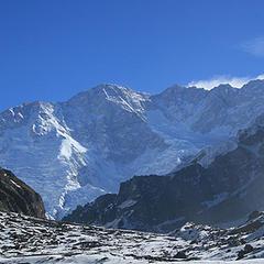 Der Gipfel des  Kangchenjunga 1 - ©www.amical.de