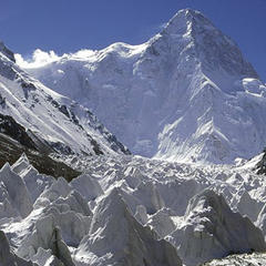 Der K2 von Norden - ©K. Diemberger