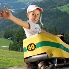 Sommerrodelbahn Mieders - ©Sommerrodelbahn Mieders