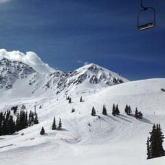 A-Basin May snow - ©Arapahoe Basin Ski Area