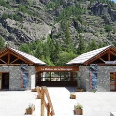 Maison de la Montagne à Ailefroide - ©MOSSOT - Wikipedia Commons