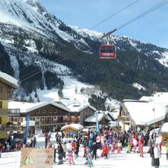 Pralognan la vanoise pr sentation de pralognan la vanoise la station le domaine skiable - Pralognan office tourisme ...