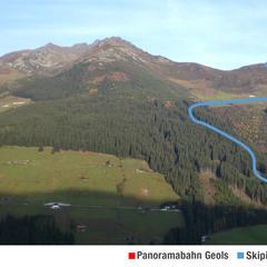 Panoramabahn Geols - ©Fügen Spieljoch