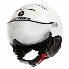Casque de ski Lacroix LX Light Protect Cuir