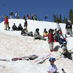 Woodward at Copper CO campers on-snow_6-22-09