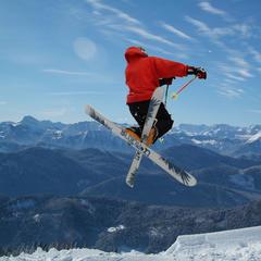 Skifahren am Brauneck in Lenggries - ©Gäste-Info Lenggries