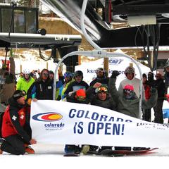 Photo Gallery: Ski Resort Openings - ©Casey Day