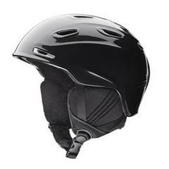 Smith Arrival Women's helmet in metallic black RRP £95 - ©Edge & Wax