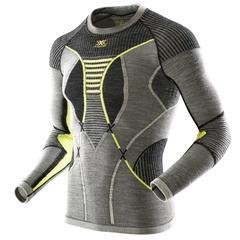 tee shirt technique ski X-Bionic APANI® MERINO Fastflow - ©X-Bionic