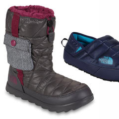 The North Face Thermoball footwear