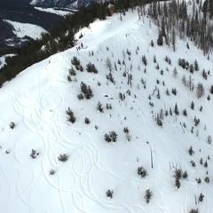 Taynton Bowl Panorama - ©Panorama Mountain Resort
