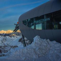 Skigebiet Pitztaler Gletscher - ©Pitztaler Gletscherbahn
