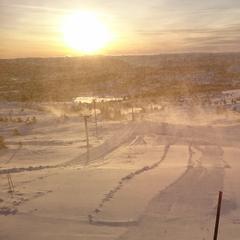Her blir det hvit jul - ©Storefjell
