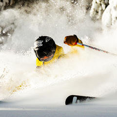 Aspen Snowmass powder - ©Aspen Snowmass