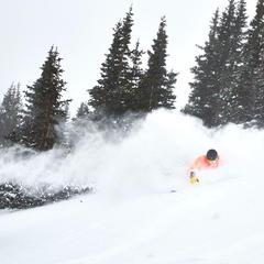 Breckenridge snow report snow totals onthesnow
