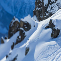 Freeride World Tour 2016 in Chamonix Mont-Blanc - ©www.FreerideWorldTour.com | J. Bernard
