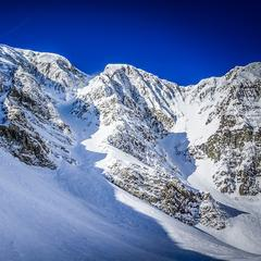 Big Couloir at Big Sky - ©Eric Slayman