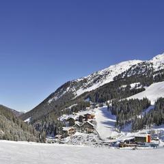 Panorama Skigebiet Hochfügen - ©Wörgötter