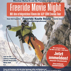 Freeride Movie Night 2016 - ©www.diefreireiter.de