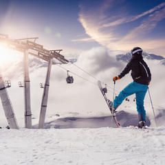 Impressionen aus dem Skigebiet Hochfügen - ©Skiliftgesellschaft Hochfügen GmbH