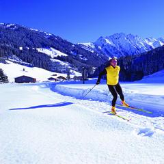 Langlaufen bei Hochfügen im Zillertal - ©Skiliftgesellschaft Hochfügen GmbH
