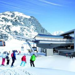 Stubaier Gletscher - ©Stubaier Gletscher/renderwerk.at