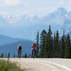 Bike the Icefields Parkway - ©BE Randonneurs / Flickr