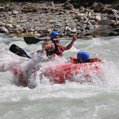 Alpine Rafting - ©Alpine Rafting