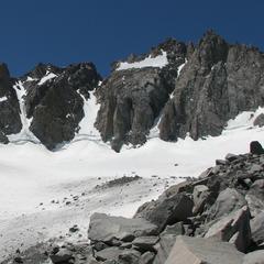 Palisade Glacier - ©Jeffrey Roe