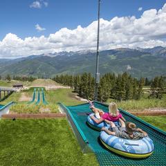 Tubing at Vail Mountain Resort - ©Vail Mountain Resort